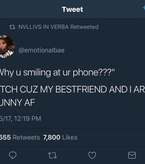 ong, text and ?bestfriend