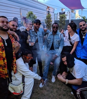 Diddy, asaprocky and belly