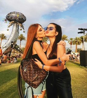 fashion, coachella vibes and girls