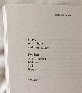 milk and honey and quotes