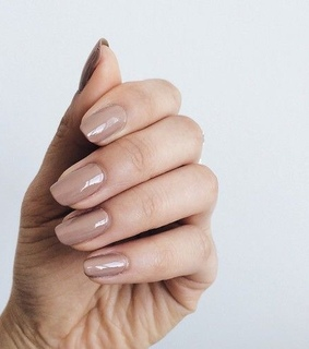 acrylic nails, aestheric and beauty