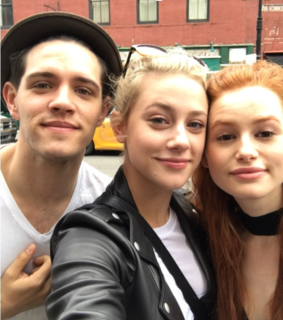 riverdale, cheryl bloossom and Betty