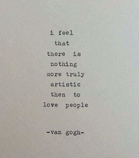 love, nothing and feel