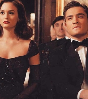 blair waldorf, blair and chuck bass