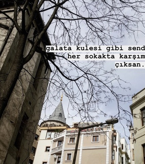 istanbul, quotes and ?iirsokakta