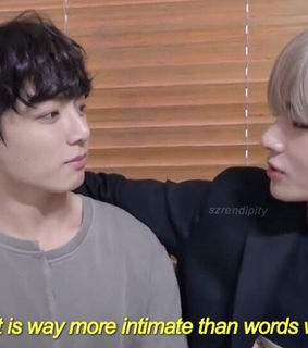 vkook eye contact, vkook quotes and bts quotes
