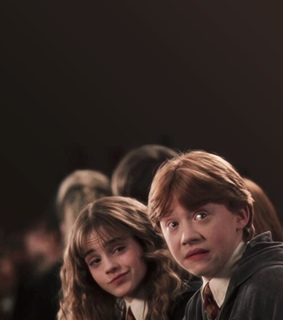 hermione, granger and harrypotter