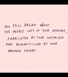 people, Dream and remember
