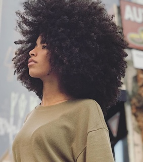 afro hair, beauty and black girls