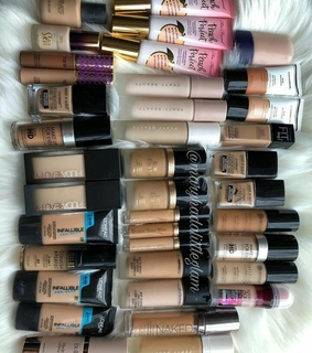 Foundation, beauty and collection