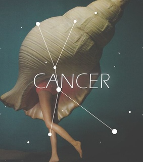 aesthetic, cancer and horoscope