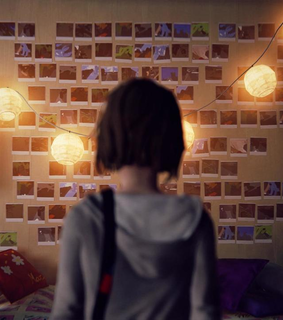 videogames, life is strange and max
