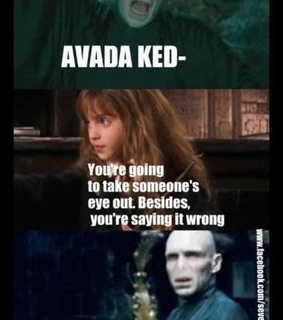 hermione, memes and potter