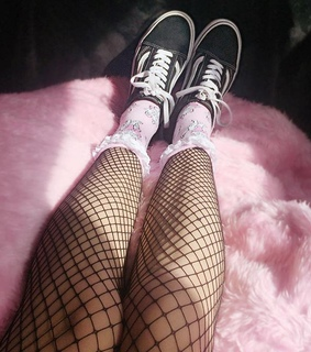 vans, kawaii and kawaii fashion