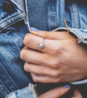 ring, vintage and travel