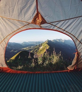 nature, camping and travel