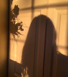 hair, shadow and inspiration