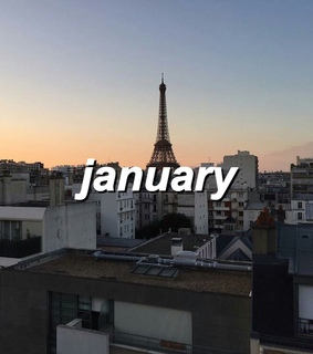 spotify, january and playlist cover