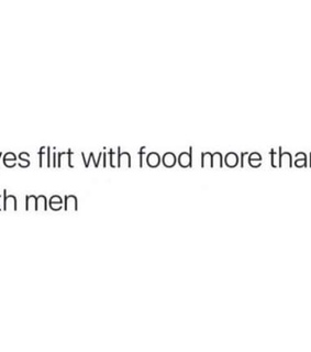 food, relatable and funny