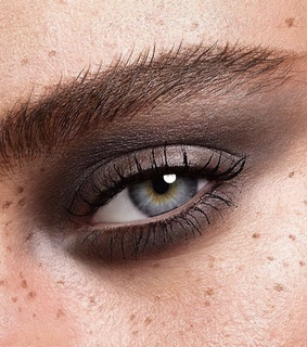 eyeshadow, beauty and smokey