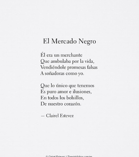 poetas, frases and clairel estevez