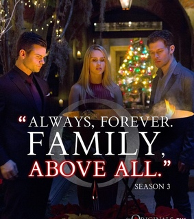 The Originals, always and forever and elijah mikaelson