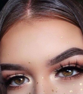 makeup, eye and gorgeous