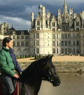 castle, horse and kendall jenner