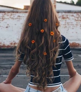 style, hairs and lovely