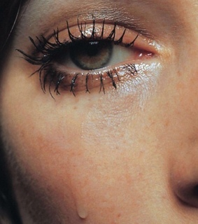 tear, night thoughts and cry
