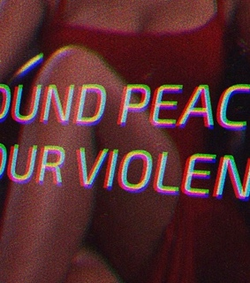silence, violence and quote