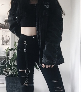 aesthetic, alternative and dark