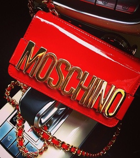 Moschino, awesome and bags