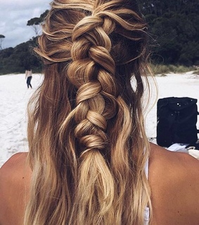 summer, hairdo and hairstyle