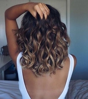 balayage, beautifull and beauty