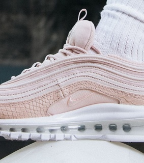 pink, dope and nike air max 97