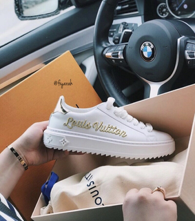 Louis Vuitton, bmw and cool