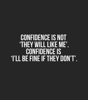 confidence, inspirational and inspire