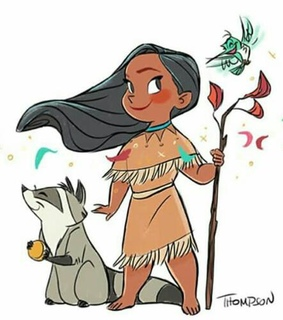 disney, pocahontas and princesa