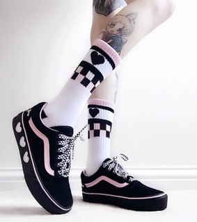 lazyoaf, fashion and checkered