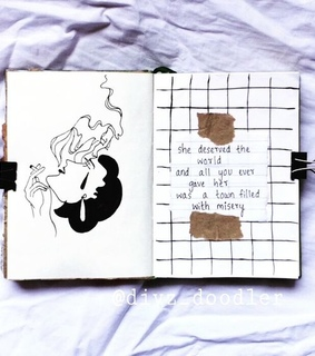 inspiration, journaling and quotes