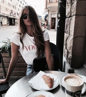 breakfast, croissant and morning