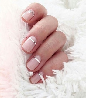 cute, girly and manicure