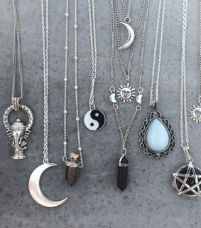 jewerly, grunge and hipster