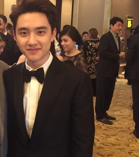 actor, d.o and do kyungsoo
