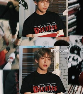 aesthetic, bts and kim taehyung