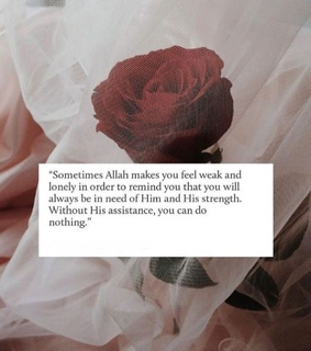islam, lonely and sadness
