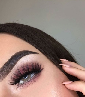 beauty, brows and eyeliner