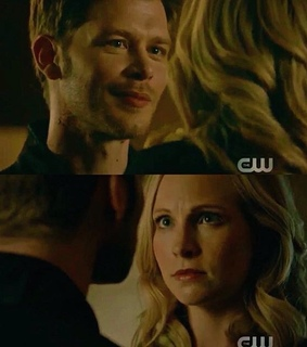 love, klaus and caroline and always