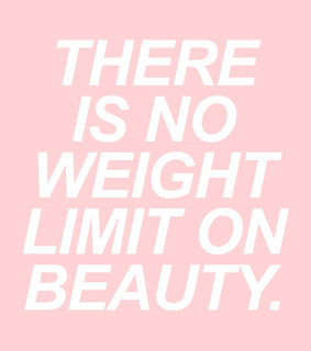 weight, motivation and self love